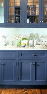 blue kitchen cabinets ideas dark blue kitchen cabinet navy lower kitchen cabinets with white