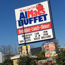 Breakfast Buffet Niagara Falls by Almac U0027s Buffet Menu Hours U0026 Prices 5435 Ferry St Niagara
