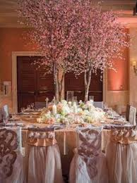 Cherry Blossom Tree Centerpiece by Artificial Cherry Blossom Tree Wedding Table Tree Centerpieces