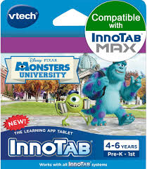 innotab software cartridge monsters university
