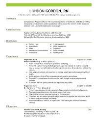 nursing resume templates free resume exles nursing musiccityspiritsandcocktail