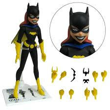 batman the animated series batgirl figure dc