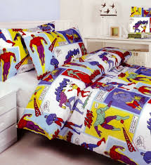 imposing superhero bedding set as wells as mat along with curtain