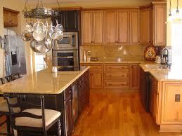 maple cabinets with black island honey maple kitchen cabinets honey maple 02 kitchen cabinets t
