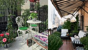25 Best Small Balcony Decor by Cool Apartment Patio Ideas