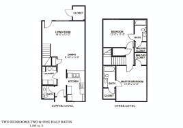 two bedroom townhouse floor plan columbus ga apartments greystone at main street floor plans