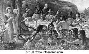 stock photography of the thanksgiving december 13 1621