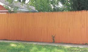 fence paint colors bing images how to paint a wood fence cilif com