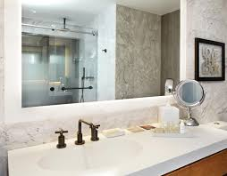 lighted bathroom mirror afrozep com decor ideas and galleries