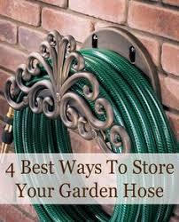 storage secrets for your garden shed garden hose garden hose