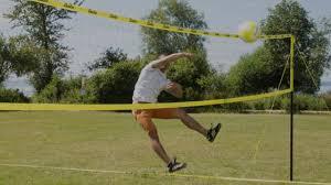 baden backyard champions volleyball set youtube