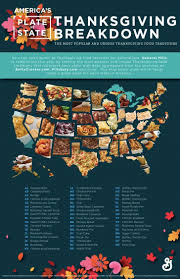 general mills state to plate thanksgiving map purewow