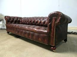 Are Chesterfield Sofas Comfortable Chesterfield Sofa Rot Antik Leather Vintage Permisbateau