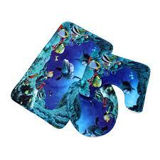 Blue Bath Mat Online Get Cheap Blue Bath Sets Aliexpress Com Alibaba Group