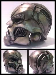 Dr Doom Mask Dr Doom By Junkpunkstudios On Deviantart