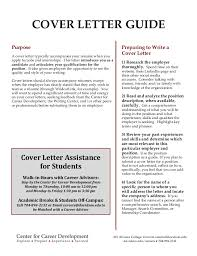 collection of solutions cover letter college student seeking part