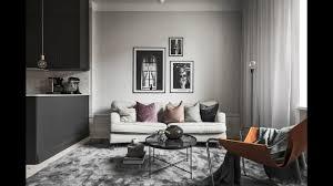elegant scandinavian apartment with open concept stockholm