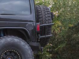 jeep wrangler jk tires jk swing out rear tire carrier steel genright jeep parts