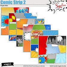 comic strip template stripgenerator com blank comic strip