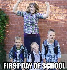 First Day Of School Funny Memes - back to school memes the best and funniest bae daily