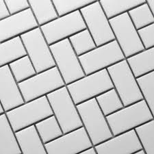 Mosaic Border Tiles White Brick Picture More Detailed Picture About 11 Square Feet