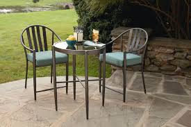 Balcony Bistro Set Patio Furniture - jaclyn smith chandler 3pc high bistro set limited availability