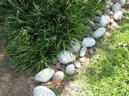 lowes garden rocks