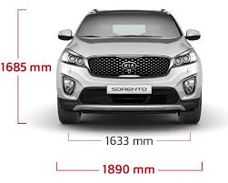 kia sorento specifications u0026 features kia motors uk