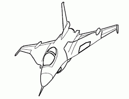 cartoon jet drawing free printable airplane coloring pages for