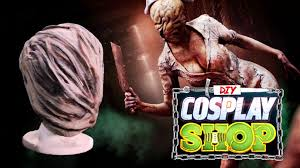 silent hill nurse diy cosplay shop youtube