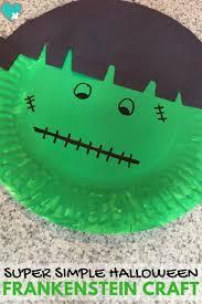simple u0026 fun frankenstein halloween craft for kids this