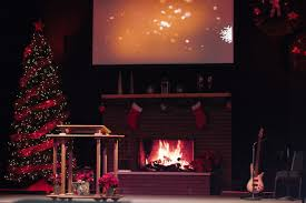 Church Stage Christmas Decorations Christmas Decorations For Foundation Stage Best Church Christmas