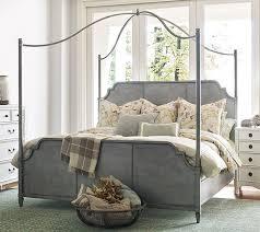 Metal Canopy Bed Metal Canopy Bed Queen 5 0 Rachael Ray