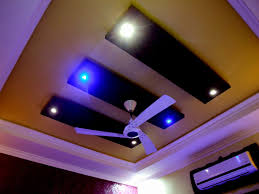 Simple Ceiling Design For Bedroom by False Ceiling Designs For Living Room With 2 Fans Lader Blog