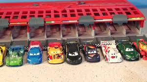 pixar cars for little kids with lightning mcqueen mater and red