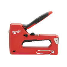 milwaukee 7 5 in hand stapler and nail gun 48 22 1010 the home