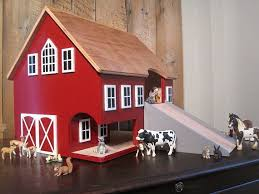 Barn Toy Box Woodworking Plans 24 Best Toy Barn Project Images On Pinterest Wood Toys Breyer