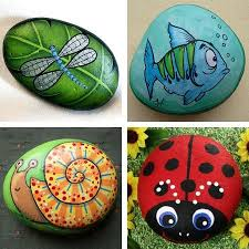 1430 best rock painting images on pinterest painted stones rock