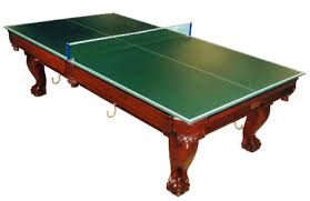 Ping Pong Pool Table Turns Your Pool Table Into A Ping Pong Game In Seconds