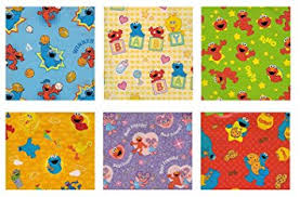gift wrap paper sesame elmo birthday gift wrap wrapping paper
