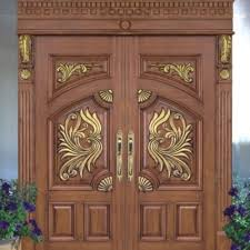 wooden doors manufacturer from saharanpur