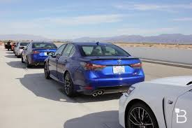 lexus gsf lexus gs f first drive the everyday track car
