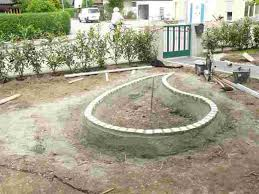steinbeete im vorgarten steinbeet im vorgarten garten und