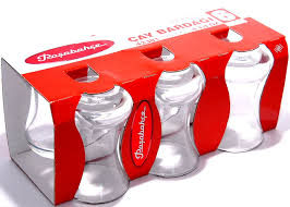 amazon tea amazon com turkish tea glass set plain 4 25 oz by pasabahce