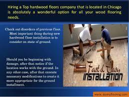 top sanding and refinishing hardwood floor companies