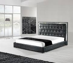 Black Tufted Bed Frame Bed Frame Tufted Bed Frame Bed Frames