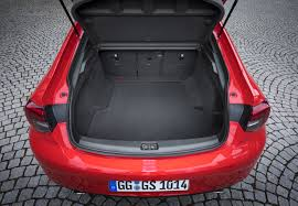 opel astra trunk new opel insignia shows independent rear suspension astra