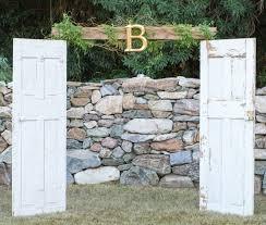 Wedding Backdrop Doors 71 Best Door Images On Pinterest French Doors Wedding Backdrops