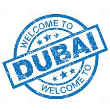 gulf logo vector welcome to dubai stock vector art 535797528 istock