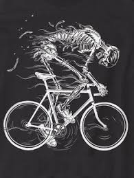 Blind Man Rides Bike Andy U0027s Bike Blind Drawings 4 Bicycle Paintings Prints And
